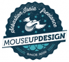 logo MouseUpDesign