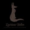 logo Lauriane Bellon, graphiste et illustratrice