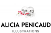 logo Alicia Pénicaud Illustrations
